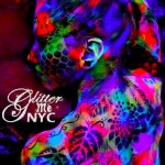 uv body paint lizard www.glittermenyc.com