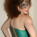 adult body paint 2 www.glittermenyc.com corset